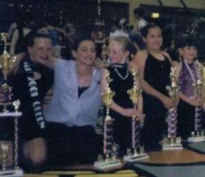 Corrina, Me, Morgan, Jessica, Molina